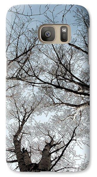 Galaxy Case featuring the photograph Tree 2 by Minnie Lippiatt