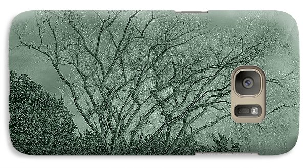 Galaxy Case featuring the photograph Tree Of Life by Christine Perry