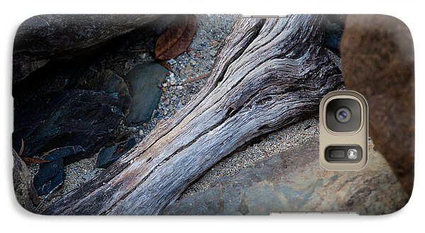 Galaxy Case featuring the photograph Tree Root Anywhere by Carole Hinding