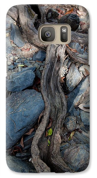 Galaxy Case featuring the photograph Tree Root by Carole Hinding