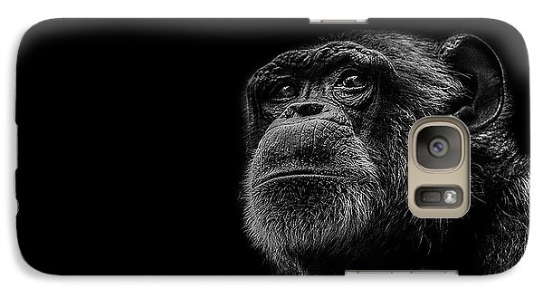 Galaxy S7 Case - Trepidation by Paul Neville