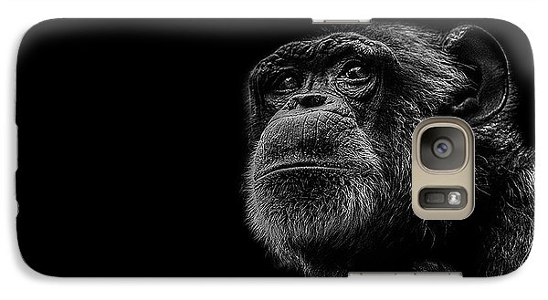 Trepidation Galaxy S7 Case by Paul Neville