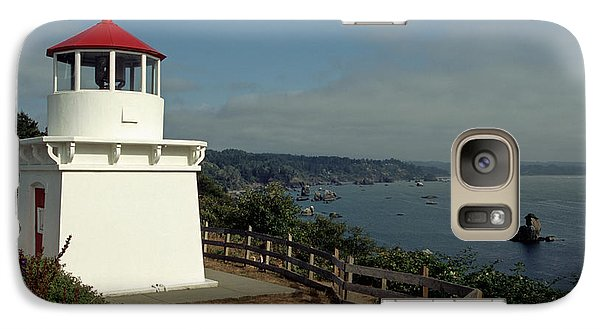 Galaxy Case featuring the photograph Trinidad Light by Sharon Elliott