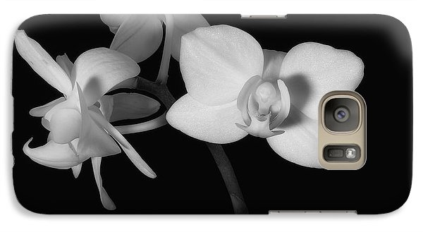 Galaxy Case featuring the photograph Triplets by Ron White
