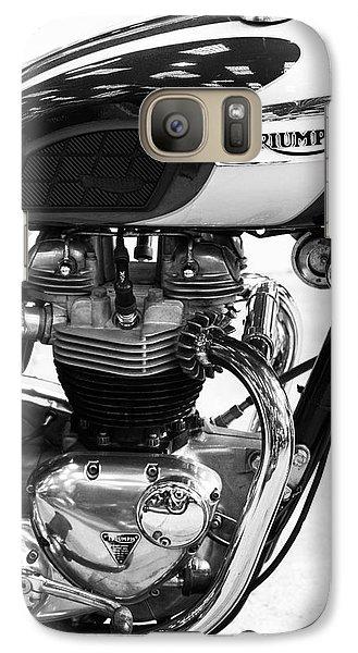Triumph Bonneville Galaxy S7 Case