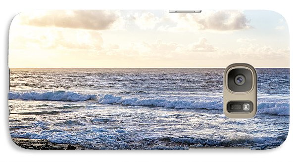 Galaxy Case featuring the photograph Tropical Morning  by Roselynne Broussard