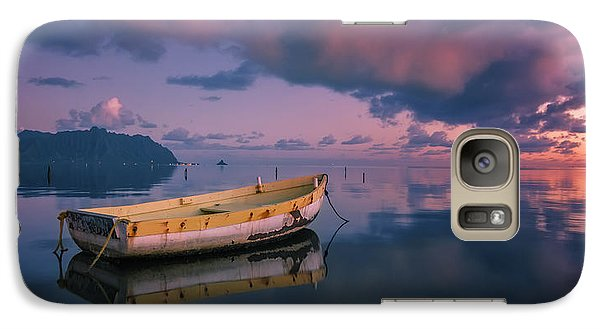 Galaxy Case featuring the photograph Tropical Reflections by Hawaii  Fine Art Photography