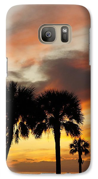 Galaxy Case featuring the photograph Tropical Vacation by Laurie Perry
