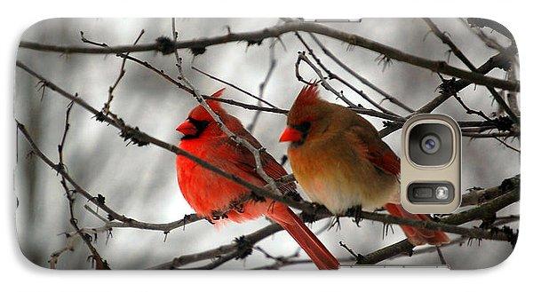 True Love Cardinal Galaxy S7 Case
