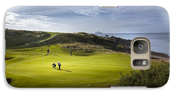 Turnberry Seascape Golf Course Galaxy S7 Case