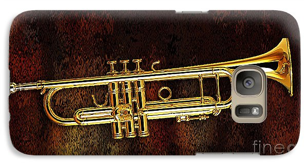 Trumpet Galaxy Case by Marvin Blaine