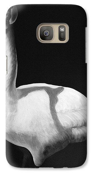 Trumpeter Swan Galaxy S7 Case