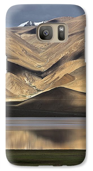 Golden Light Tso Moriri, Karzok, 2006 Galaxy S7 Case