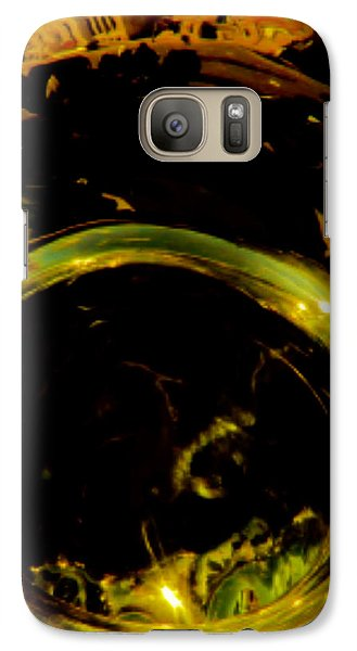Galaxy Case featuring the photograph Tuba by Michael Nowotny