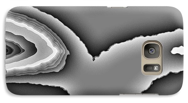 Galaxy Case featuring the digital art Tuesday Dream by Jeff Iverson