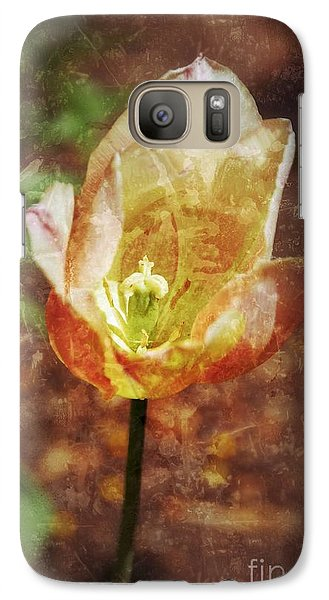 Galaxy Case featuring the photograph Tulip by Darla Wood