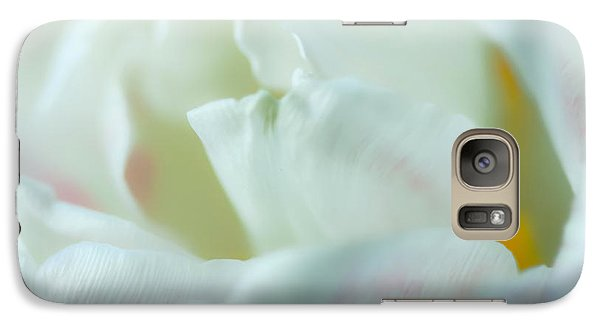 Galaxy Case featuring the photograph Tulip by Jonathan Nguyen