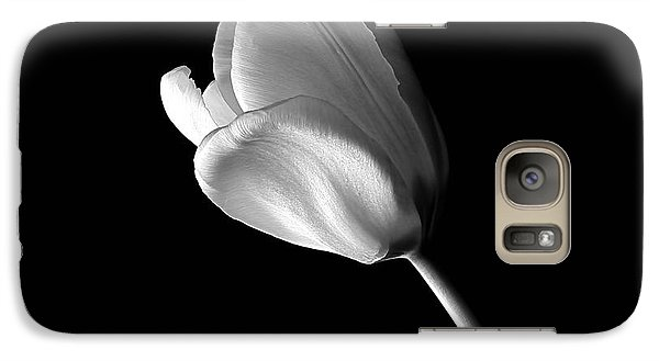 Galaxy Case featuring the photograph Tulip by Marwan Khoury
