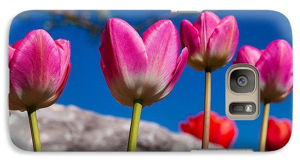 Tulip Galaxy S7 Case - Tulip Revival by Chad Dutson
