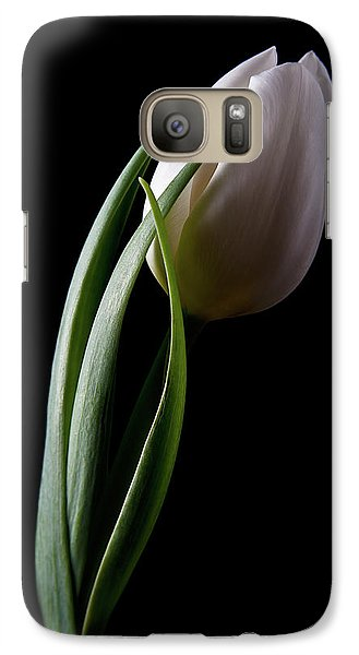 Tulips IIi Galaxy S7 Case by Tom Mc Nemar