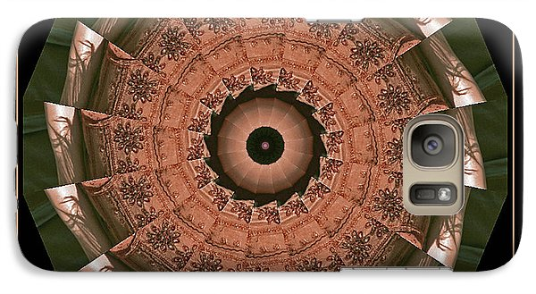 Galaxy Case featuring the photograph Tune Sixteen II by Barbara MacPhail