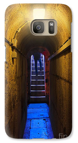 Dungeon Galaxy S7 Case - Tunnel Exit by Carlos Caetano