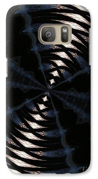 Galaxy Case featuring the photograph Tunnel by Robyn King