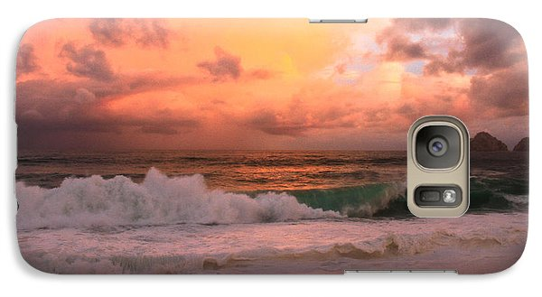 Galaxy Case featuring the photograph Turbulence  by Eti Reid