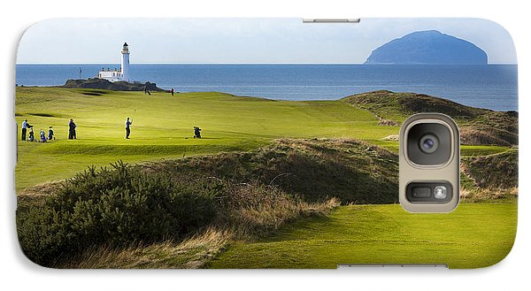 Turnberry Golf Course Prints Galaxy S7 Case