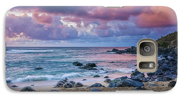 Galaxy Case featuring the photograph Turtle Town by Hawaii  Fine Art Photography
