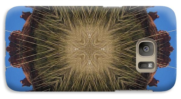 Galaxy Case featuring the digital art Turtle by Trina Stephenson