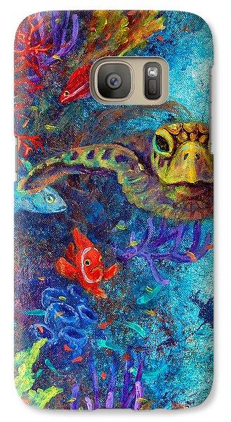 Turtle Wall 2 Galaxy S7 Case
