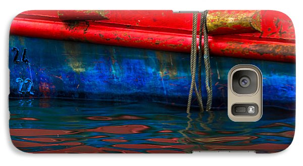 Galaxy Case featuring the photograph Twenty Two Twenty Four by Edgar Laureano
