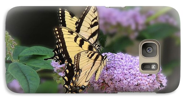 Galaxy Case featuring the photograph Twice As Nice by Teresa Schomig
