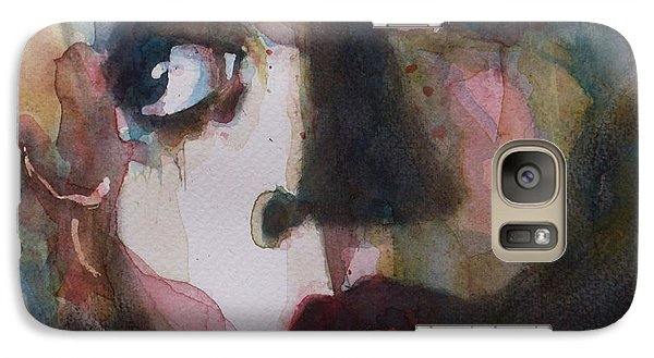 Twiggy Where Do You Go My Lovely Galaxy S7 Case by Paul Lovering