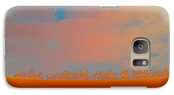 Galaxy Case featuring the digital art Twilight by Asok Mukhopadhyay