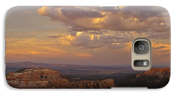 Galaxy Case featuring the photograph Twilight At Bryce 100 by Tom Kelly