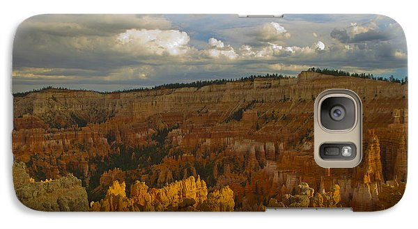 Galaxy Case featuring the photograph Twilight At Bryce 75 by Tom Kelly