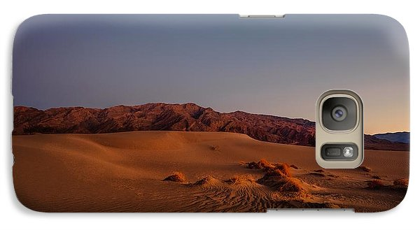 Twilight At The Dunes  Galaxy S7 Case