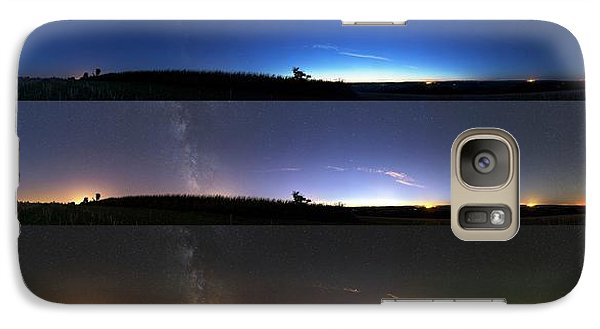 Twilight Sequence Galaxy S7 Case by Laurent Laveder