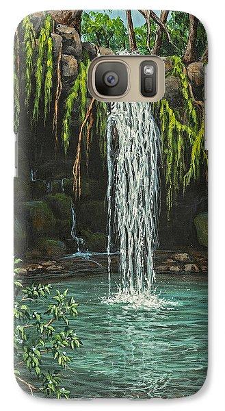 Twin Falls Galaxy S7 Case