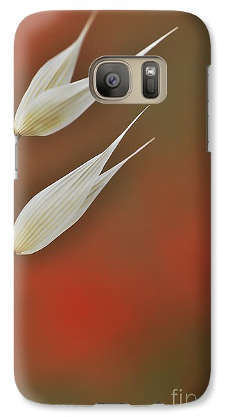 Galaxy Case featuring the photograph Twin by Simona Ghidini