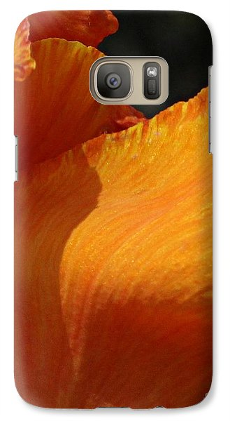 Galaxy Case featuring the photograph Twist Of Fate by Geri Glavis
