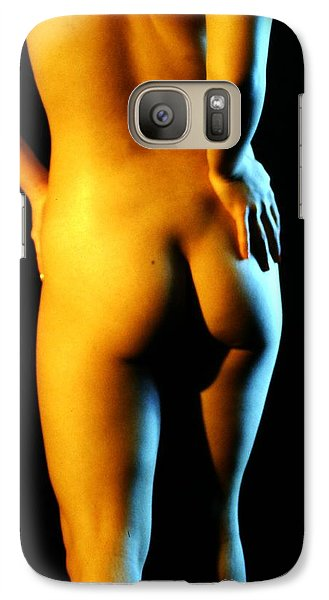 Galaxy Case featuring the photograph Twisted by Tim Ernst