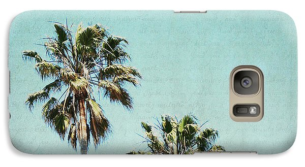 Galaxy Case featuring the photograph Two For The Sun - Square by Lisa Parrish