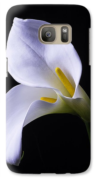 Lily Galaxy S7 Case - Two In Love by Garry Gay