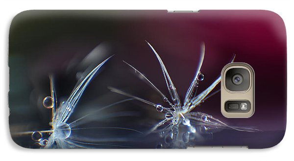 Galaxy Case featuring the photograph Two Jewels by Eden Baed