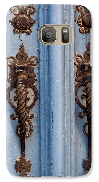 Galaxy Case featuring the photograph Two Of A Kind by Joseph Skompski