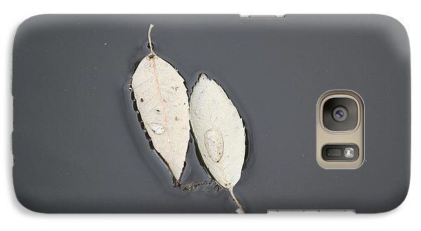 Galaxy Case featuring the photograph Two Peas In A Pod by Amy Gallagher