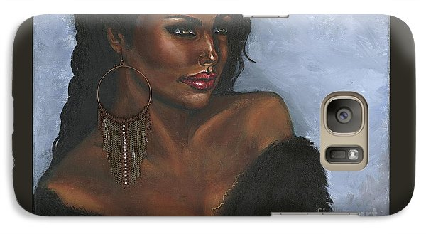 Galaxy Case featuring the painting Undeniable by Alga Washington